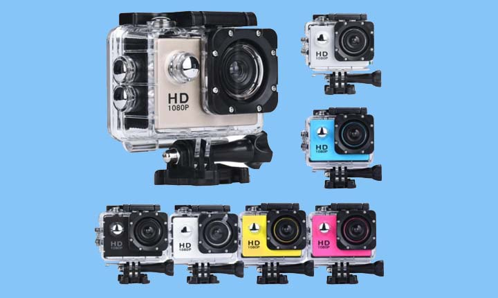 KINcam Phi One 4K Action Camera